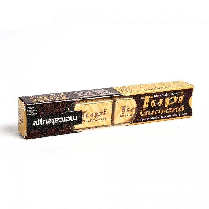 tupí - cioccolatini caffè e guaraná in stick