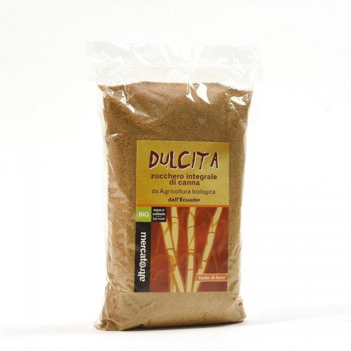 dulcita bio zucchero integrale di canna