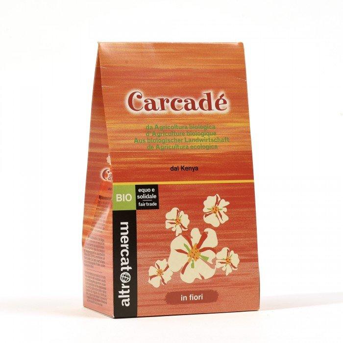 carcadè - in fiori bio