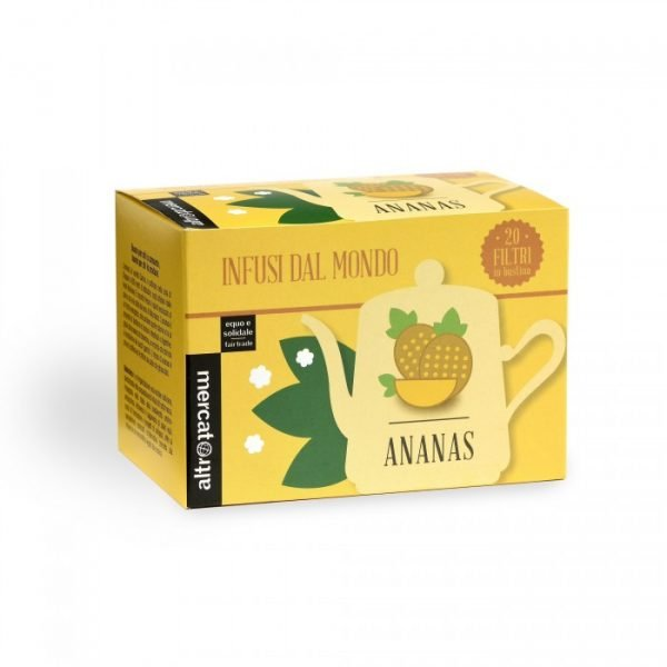 infuso di ananas - 20 bustine