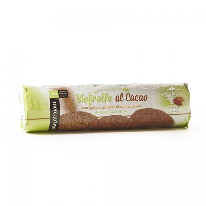biofrolle - frollini bio al cacao