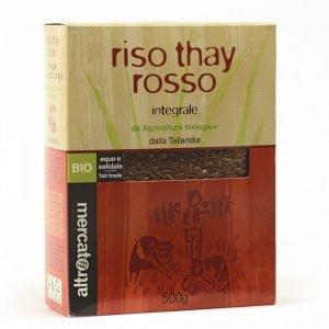 riso thay rosso bio