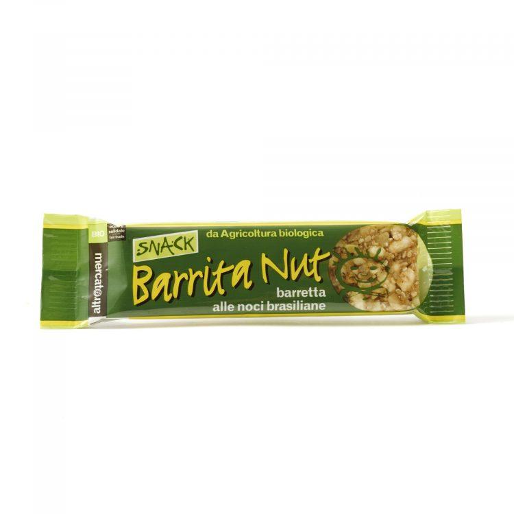 barrita nut - barretta alle noci bio
