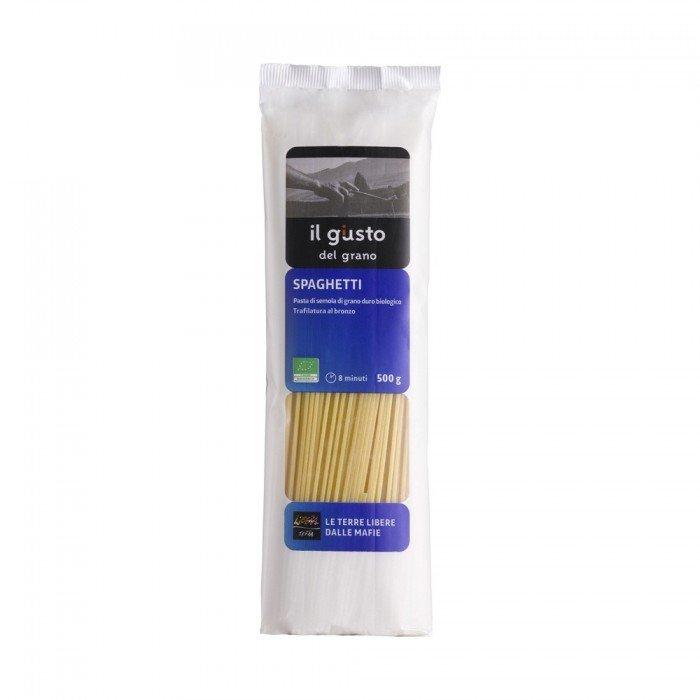 spaghetti bio libera terra