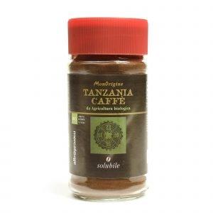 caffè solubile tanzania