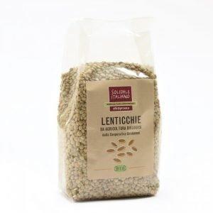 lenticchie coop gino girolomoni bio