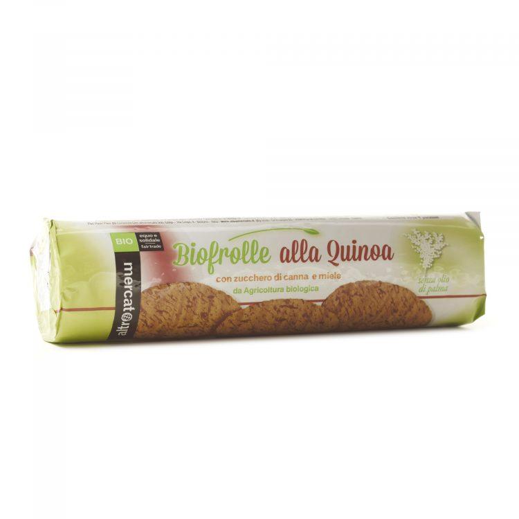 biofrolle alla quinoa - bio - 240 g