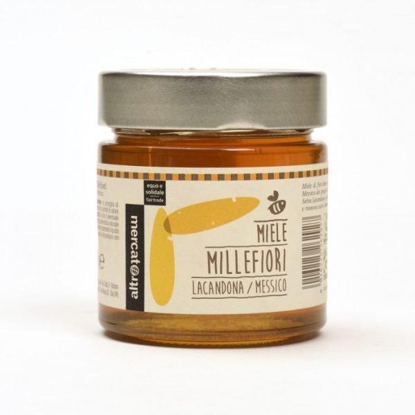 lacandona - miele millefiori - messico - 300 g