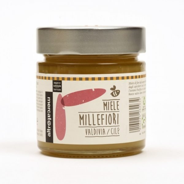 valdivia - miele millefiori - cile - 300 g