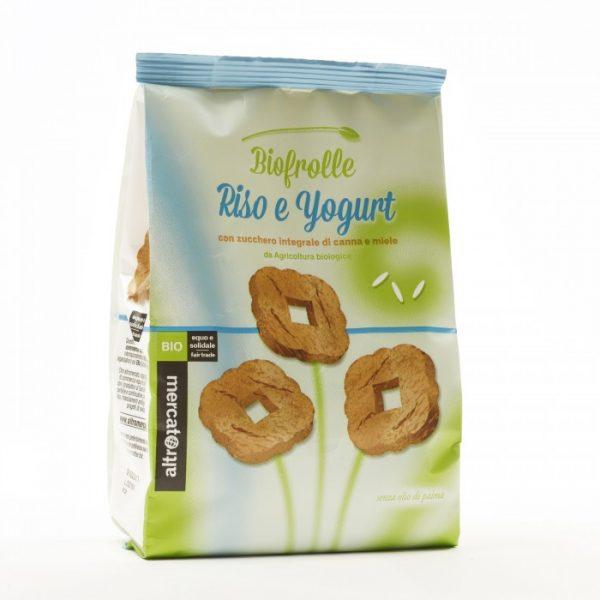 biofrolle riso e yogurt bio
