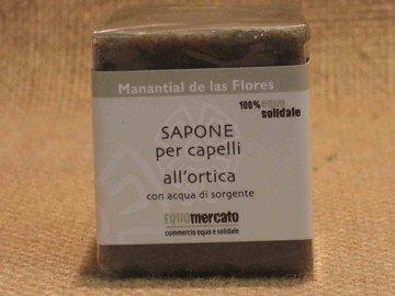 Sapone Per Capelli Ortica