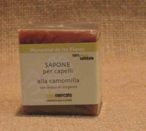 Sapone Per Capelli Camomilla