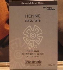 Henné Ramato Scuro
