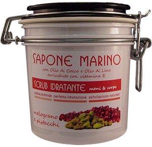 Sapone Marino Melograno E Pistacchio