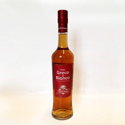 vino passito greco di bianco bio calabria solidale