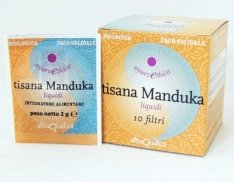 tisana manduka diuretica - 10 filtri bio