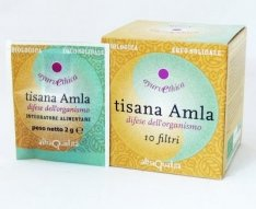 tisana amla per le difese immunitarie - 10 filtri bio