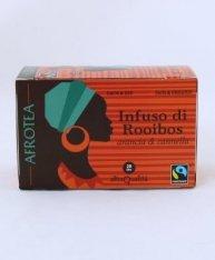 rooibos arancia & cannella - 20 filtri bio