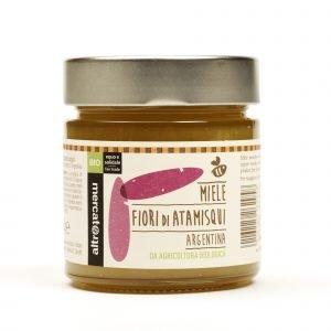atamisqui - miele monoflora bio# - argentina - 300 g