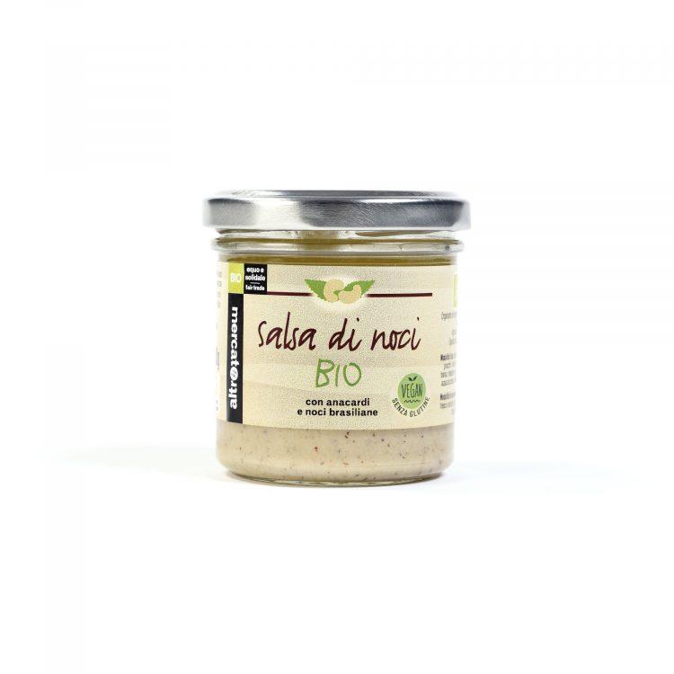salsa noci bio- 130g