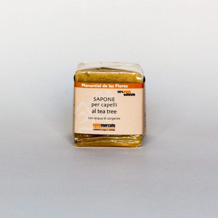 Sapone Per Capelli al Tea Tree