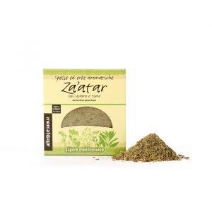 za'atar - mix di spezie e erbe aromatiche