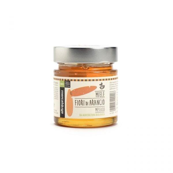 miele fiori di arancio messico