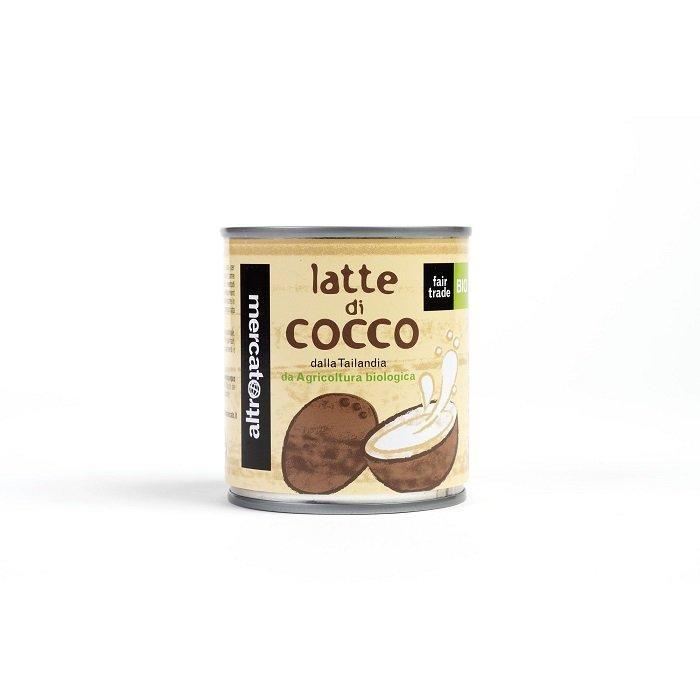 latte di cocco in lattina 270ml