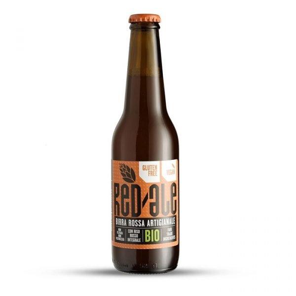 red ale - birra rossa - senza glutine