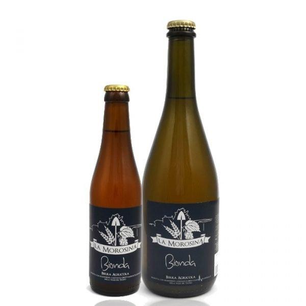 birra agricola - ticinensis bionda 33 cl