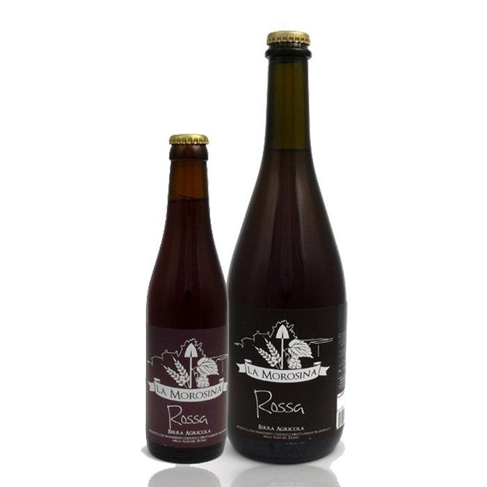 birra agricola - ticinensis rossa 33 cl