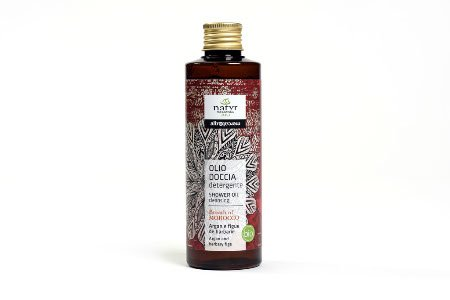 Olio doccia Argan e Figue de barbarie - bio - detergente - 2
