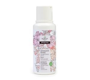 Detergente Intimo - Antibatterico ph 4,5 -Ibisco- bio