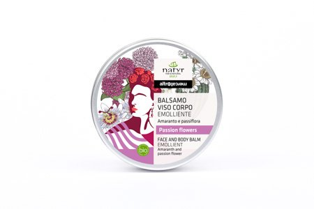 Balsamo viso corpo - Passion Flowers - Amaranto e passiflora