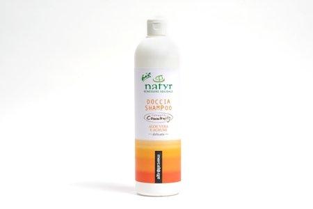 Shampoo Doccia  addolcente - pH 4,5 -  ultra delicato - aloe
