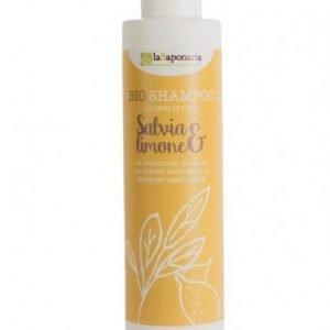 shampoo liquido  salvia e limone 200ml
