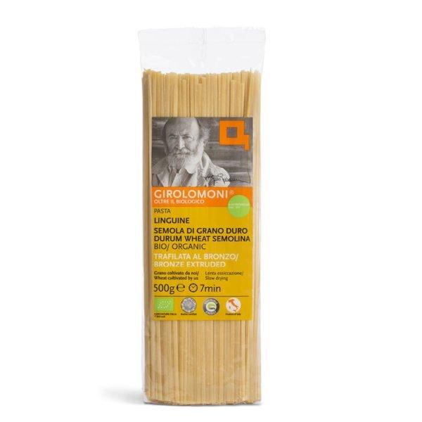 Linguine di semola Bio - Girolomoni 500g