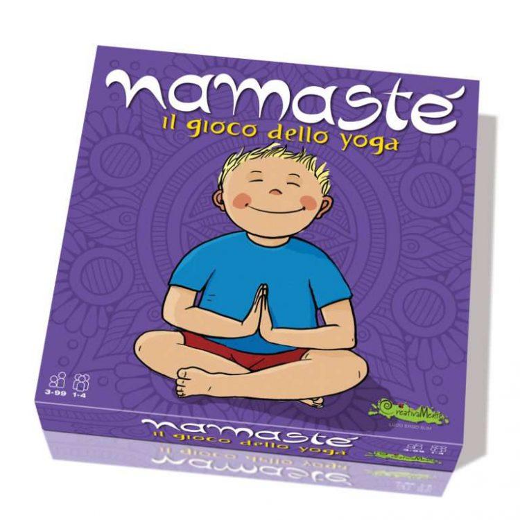 Namastè il gioco dello Yoga