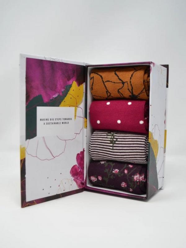 Botanic calze donna giftbox
