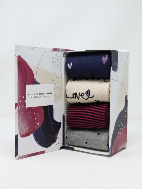 Amore calze donna giftbox