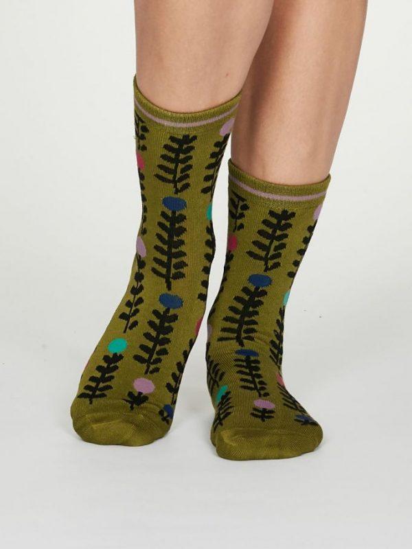Keira calze donna lichen