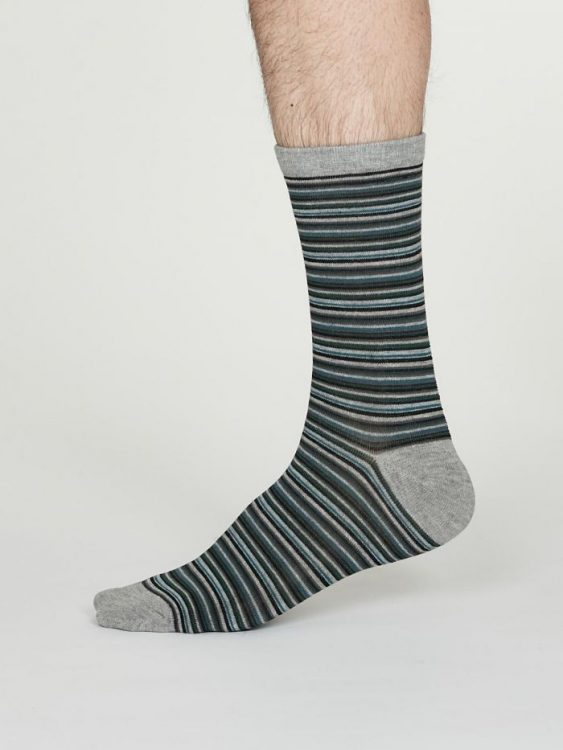 William calze uomo mid grey marle