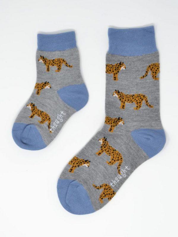 Calze bimbi Zoological safari animal 2-3anni giftbox