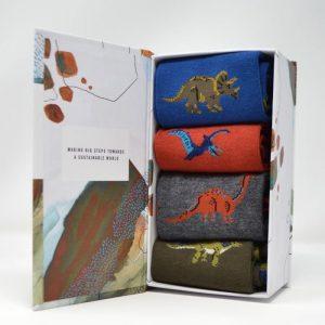 Extinct calze uomo giftbox