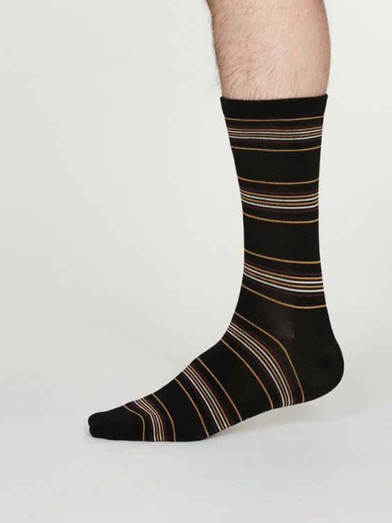 Nicolson calza uomo black