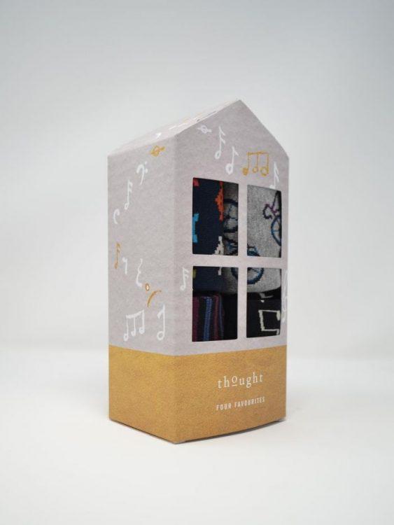Laurence calze uomo giftbox